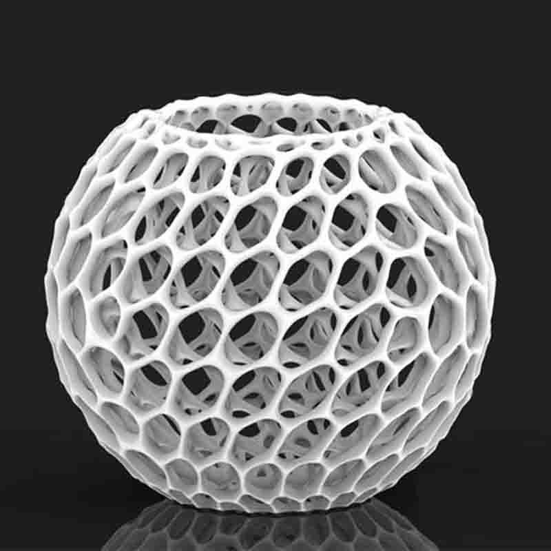 3D打印 蜂窝型梦幻灯罩模型图片、模型下载、STL文件下载