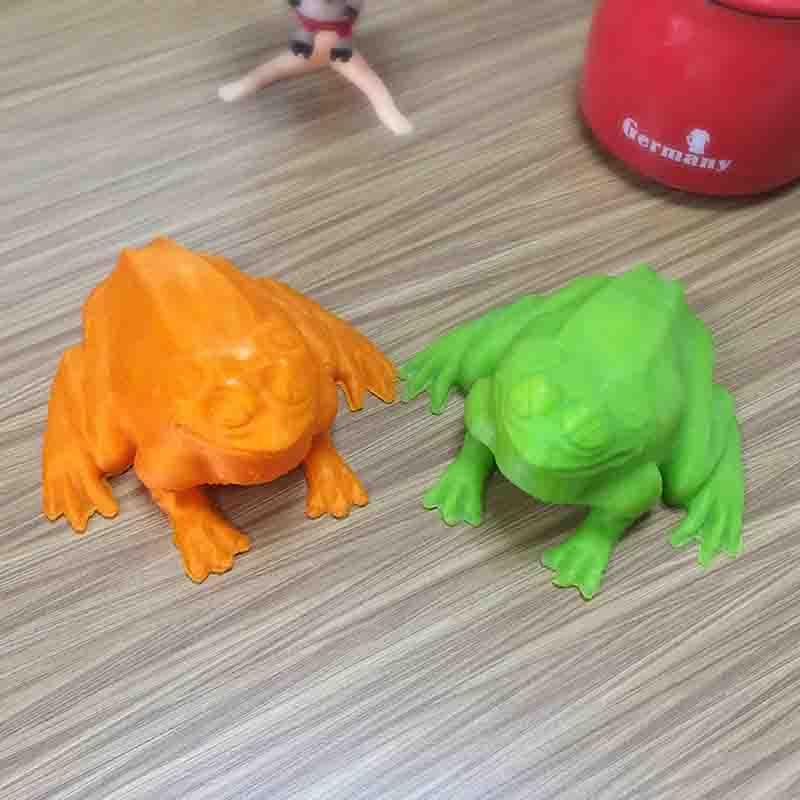 3D打印 金蟾蜍 STL数据下载