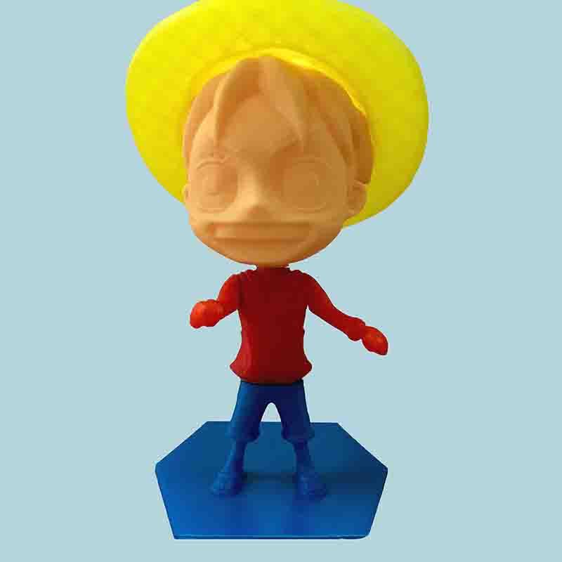 海贼团 路飞3D打印模型,海贼团 路飞3D模型下载,3D打印海贼团 路飞模型下载,海贼团 路飞3D模型,海贼团 路飞STL格式文件,海贼团 路飞3D打印模型免费下载,3D打印模型库