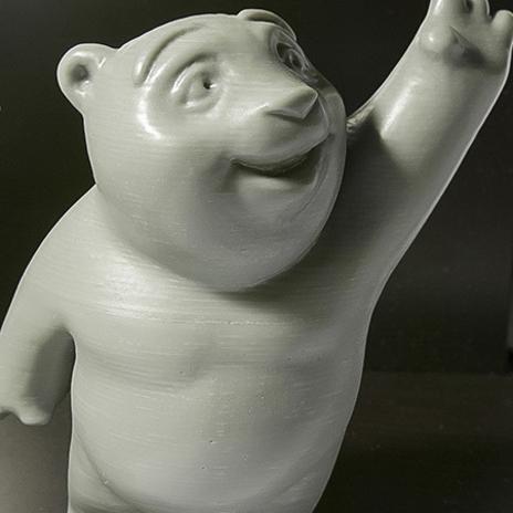 欢乐小熊3D打印模型,欢乐小熊3D模型下载,3D打印欢乐小熊模型下载,欢乐小熊3D模型,欢乐小熊STL格式文件,欢乐小熊3D打印模型免费下载,3D打印模型库