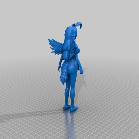 漫画女孩3D打印模型,漫画女孩3D模型下载,3D打印漫画女孩模型下载,漫画女孩3D模型,漫画女孩STL格式文件,漫画女孩3D打印模型免费下载,3D打印模型库