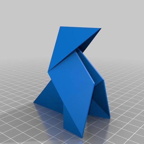 折纸鸟3D打印模型,折纸鸟3D模型下载,3D打印折纸鸟模型下载,折纸鸟3D模型,折纸鸟STL格式文件,折纸鸟3D打印模型免费下载,3D打印模型库