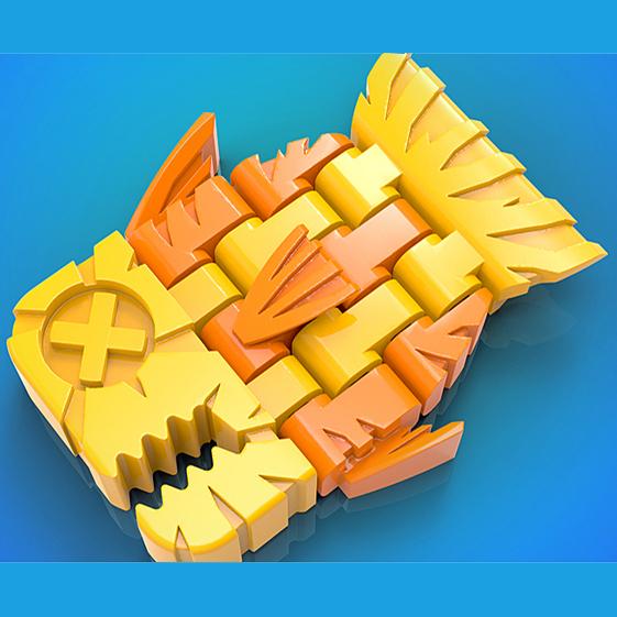 3D游动的鱼3D打印模型,3D游动的鱼3D模型下载,3D打印3D游动的鱼模型下载,3D游动的鱼3D模型,3D游动的鱼STL格式文件,3D游动的鱼3D打印模型免费下载,3D打印模型库