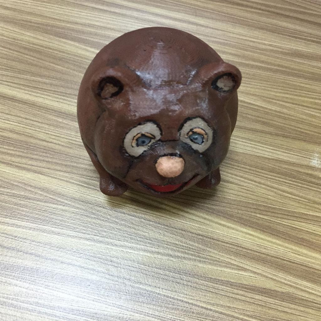 胖球熊3D打印模型,胖球熊3D模型下载,3D打印胖球熊模型下载,胖球熊3D模型,胖球熊STL格式文件,胖球熊3D打印模型免费下载,3D打印模型库