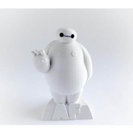 3D打印 动画角色大白 STL数据,STL数据下载