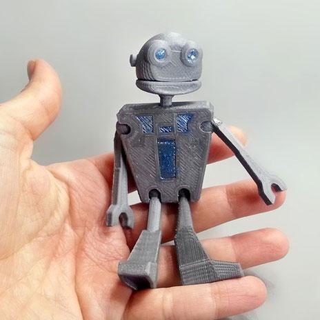 骨架机器人3D打印模型,骨架机器人3D模型下载,3D打印骨架机器人模型下载,骨架机器人3D模型,骨架机器人STL格式文件,骨架机器人3D打印模型免费下载,3D打印模型库