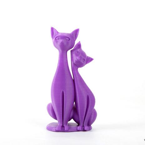 双猫3D打印模型,双猫3D模型下载,3D打印双猫模型下载,双猫3D模型,双猫STL格式文件,双猫3D打印模型免费下载,3D打印模型库
