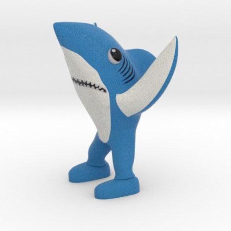 鲨鱼舞者3D打印模型,鲨鱼舞者3D模型下载,3D打印鲨鱼舞者模型下载,鲨鱼舞者3D模型,鲨鱼舞者STL格式文件,鲨鱼舞者3D打印模型免费下载,3D打印模型库