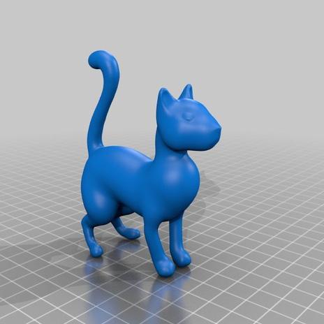 小猫3D打印模型,小猫3D模型下载,3D打印小猫模型下载,小猫3D模型,小猫STL格式文件,小猫3D打印模型免费下载,3D打印模型库