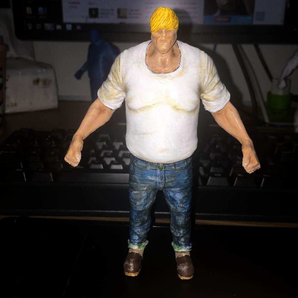 壮男3D打印模型,壮男3D模型下载,3D打印壮男模型下载,壮男3D模型,壮男STL格式文件,壮男3D打印模型免费下载,3D打印模型库