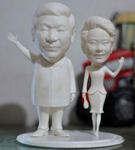 习大大与彭麻麻3D打印模型,习大大与彭麻麻3D模型下载,3D打印习大大与彭麻麻模型下载,习大大与彭麻麻3D模型,习大大与彭麻麻STL格式文件,习大大与彭麻麻3D打印模型免费下载,3D打印模型库