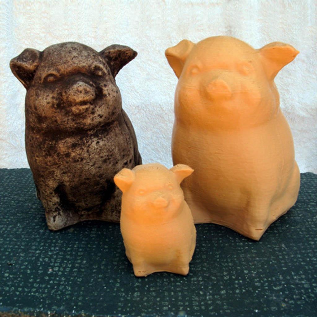 猪3D打印模型,猪3D模型下载,3D打印猪模型下载,猪3D模型,猪STL格式文件,猪3D打印模型免费下载,3D打印模型库