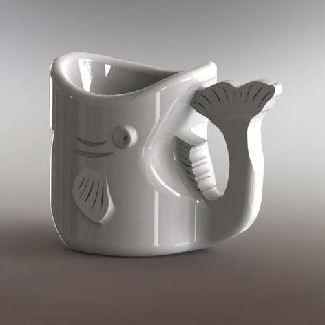 鱼杯子3D打印模型,鱼杯子3D模型下载,3D打印鱼杯子模型下载,鱼杯子3D模型,鱼杯子STL格式文件,鱼杯子3D打印模型免费下载,3D打印模型库