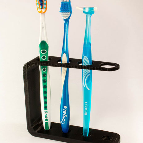 牙刷架子3D打印模型,牙刷架子3D模型下载,3D打印牙刷架子模型下载,牙刷架子3D模型,牙刷架子STL格式文件,牙刷架子3D打印模型免费下载,3D打印模型库