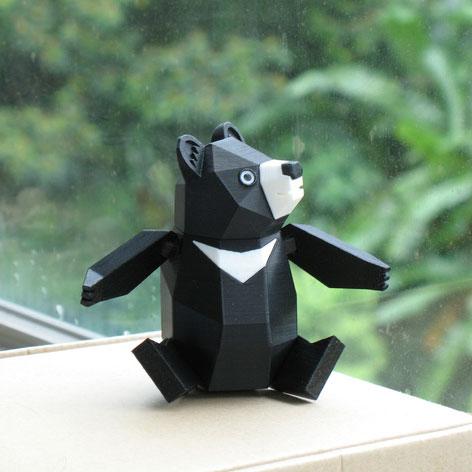 小黑熊(可活动)3D打印模型,小黑熊(可活动)3D模型下载,3D打印小黑熊(可活动)模型下载,小黑熊(可活动)3D模型,小黑熊(可活动)STL格式文件,小黑熊(可活动)3D打印模型免费下载,3D打印模型库