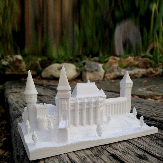 科尔温城堡3D打印模型,科尔温城堡3D模型下载,3D打印科尔温城堡模型下载,科尔温城堡3D模型,科尔温城堡STL格式文件,科尔温城堡3D打印模型免费下载,3D打印模型库