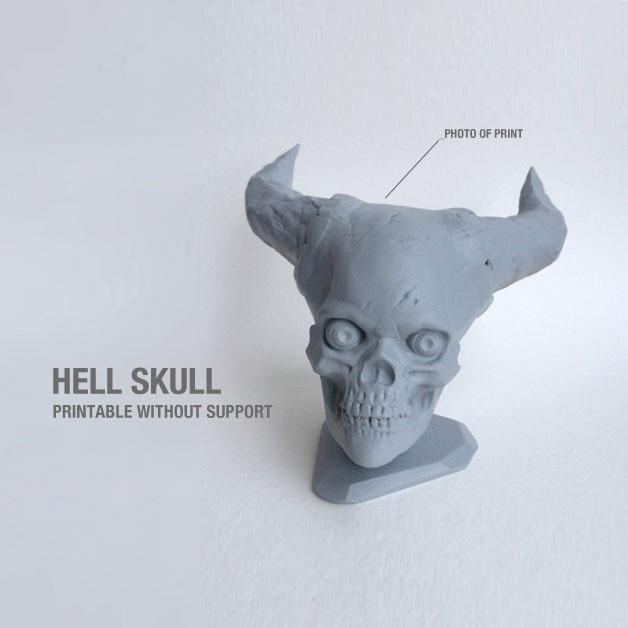 地狱的头骨3D打印模型,地狱的头骨3D模型下载,3D打印地狱的头骨模型下载,地狱的头骨3D模型,地狱的头骨STL格式文件,地狱的头骨3D打印模型免费下载,3D打印模型库