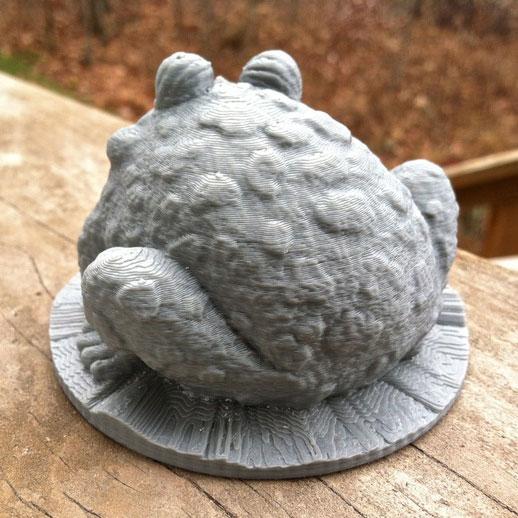 花园蟾蜍3D打印模型,花园蟾蜍3D模型下载,3D打印花园蟾蜍模型下载,花园蟾蜍3D模型,花园蟾蜍STL格式文件,花园蟾蜍3D打印模型免费下载,3D打印模型库