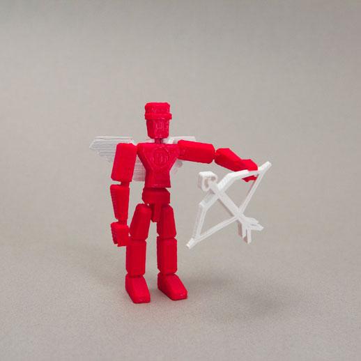 丘比特3D打印模型,丘比特3D模型下载,3D打印丘比特模型下载,丘比特3D模型,丘比特STL格式文件,丘比特3D打印模型免费下载,3D打印模型库