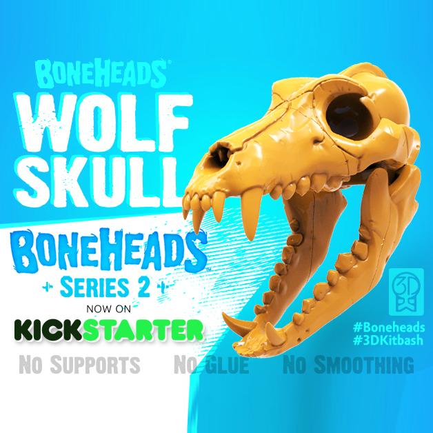 狼头骨3D打印模型,狼头骨3D模型下载,3D打印狼头骨模型下载,狼头骨3D模型,狼头骨STL格式文件,狼头骨3D打印模型免费下载,3D打印模型库