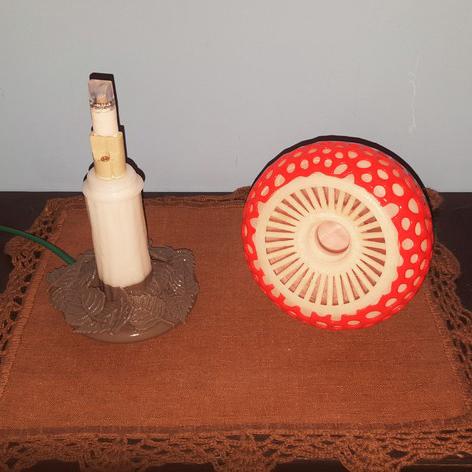 蘑菇灯3D打印模型,蘑菇灯3D模型下载,3D打印蘑菇灯模型下载,蘑菇灯3D模型,蘑菇灯STL格式文件,蘑菇灯3D打印模型免费下载,3D打印模型库