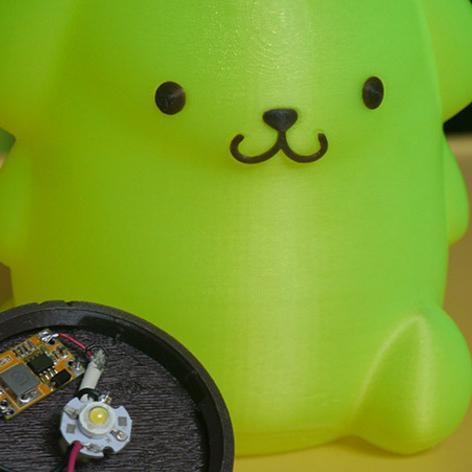 布丁狗灯罩3D打印模型,布丁狗灯罩3D模型下载,3D打印布丁狗灯罩模型下载,布丁狗灯罩3D模型,布丁狗灯罩STL格式文件,布丁狗灯罩3D打印模型免费下载,3D打印模型库