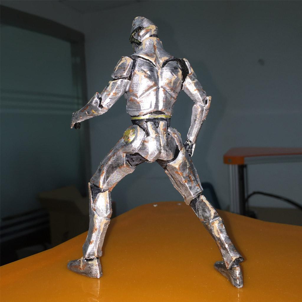 破烂超人3D打印模型,破烂超人3D模型下载,3D打印破烂超人模型下载,破烂超人3D模型,破烂超人STL格式文件,破烂超人3D打印模型免费下载,3D打印模型库