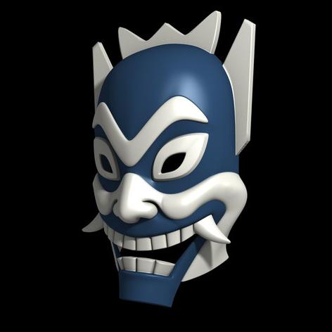 降世神通面具3D打印模型,降世神通面具3D模型下载,3D打印降世神通面具模型下载,降世神通面具3D模型,降世神通面具STL格式文件,降世神通面具3D打印模型免费下载,3D打印模型库