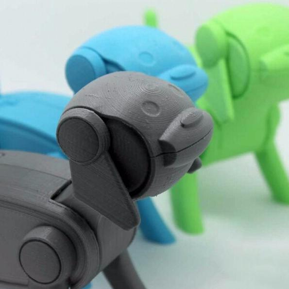 机器狗3D打印模型,机器狗3D模型下载,3D打印机器狗模型下载,机器狗3D模型,机器狗STL格式文件,机器狗3D打印模型免费下载,3D打印模型库