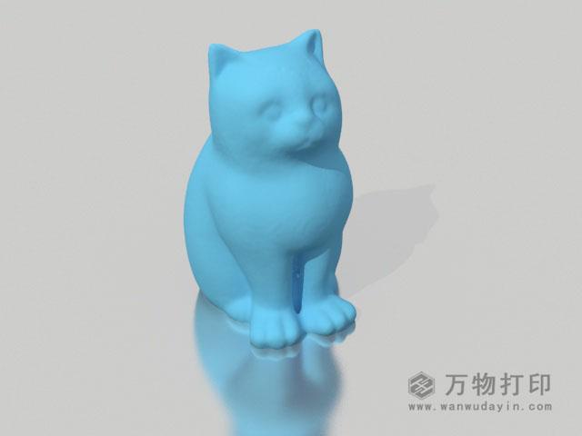 坐姿小猫3D打印模型,坐姿小猫3D模型下载,3D打印坐姿小猫模型下载,坐姿小猫3D模型,坐姿小猫STL格式文件,坐姿小猫3D打印模型免费下载,3D打印模型库