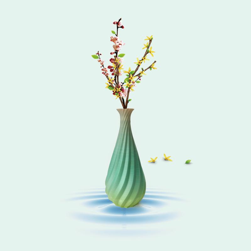 花瓶(渐变色)3D打印模型,花瓶(渐变色)3D模型下载,3D打印花瓶(渐变色)模型下载,花瓶(渐变色)3D模型,花瓶(渐变色)STL格式文件,花瓶(渐变色)3D打印模型免费下载,3D打印模型库