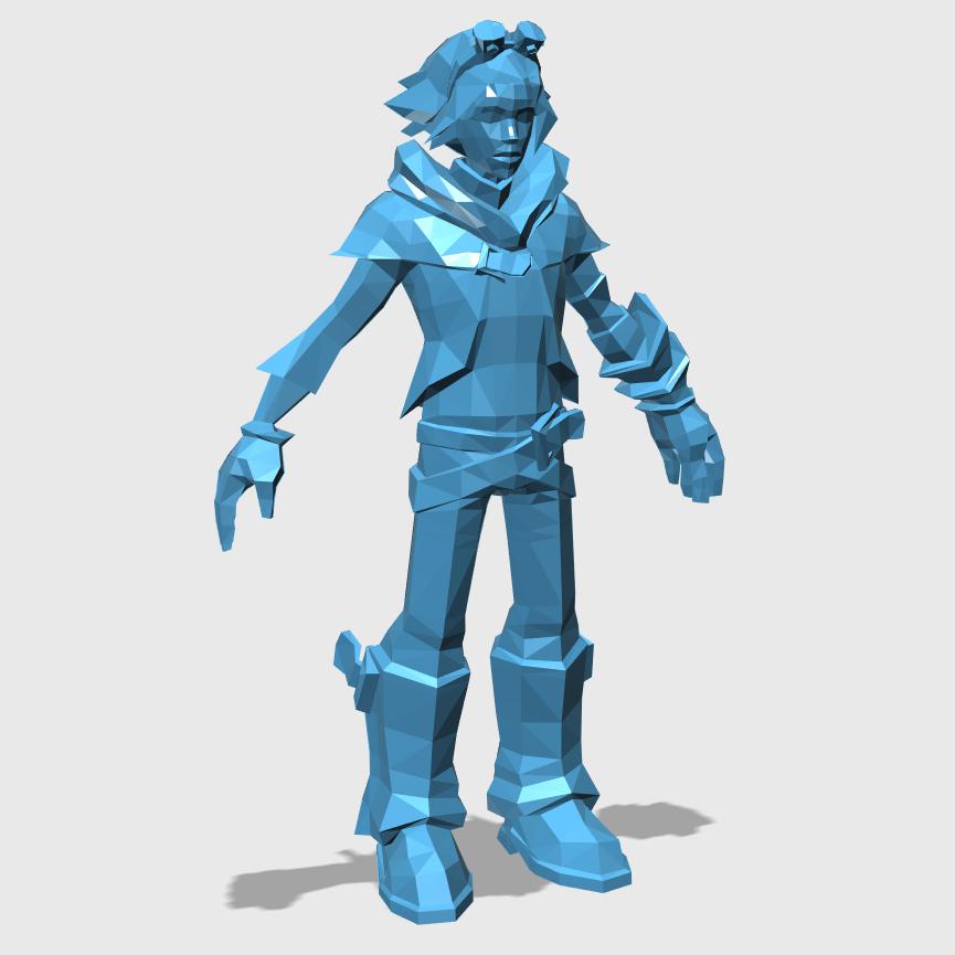Ezreal3D打印模型,Ezreal3D模型下载,3D打印Ezreal模型下载,Ezreal3D模型,EzrealSTL格式文件,Ezreal3D打印模型免费下载,3D打印模型库