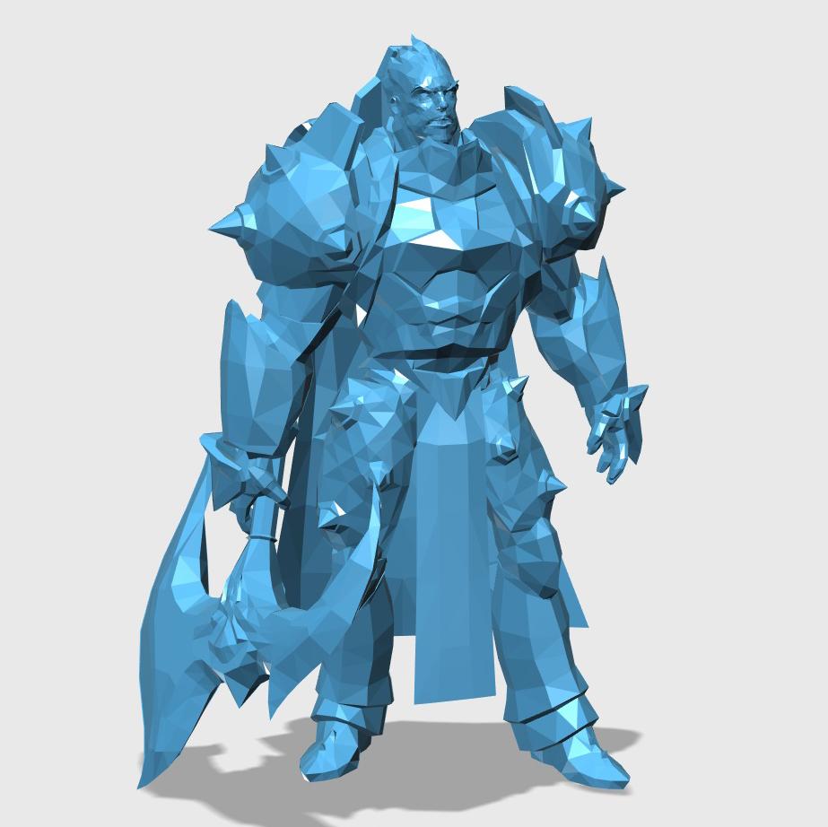 Darius3D打印模型,Darius3D模型下载,3D打印Darius模型下载,Darius3D模型,DariusSTL格式文件,Darius3D打印模型免费下载,3D打印模型库