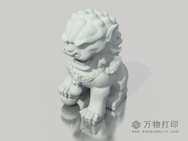 石狮子3D打印模型,石狮子3D模型下载,3D打印石狮子模型下载,石狮子3D模型,石狮子STL格式文件,石狮子3D打印模型免费下载,3D打印模型库