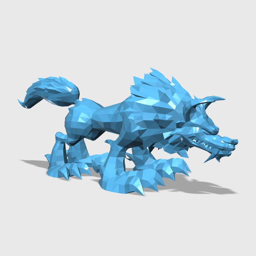 GiantWolf3D打印模型,GiantWolf3D模型下载,3D打印GiantWolf模型下载,GiantWolf3D模型,GiantWolfSTL格式文件,GiantWolf3D打印模型免费下载,3D打印模型库