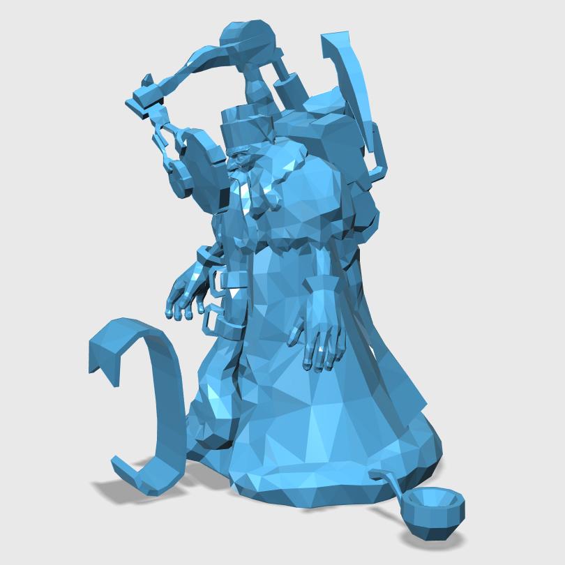 Hermit3D打印模型,Hermit3D模型下载,3D打印Hermit模型下载,Hermit3D模型,HermitSTL格式文件,Hermit3D打印模型免费下载,3D打印模型库