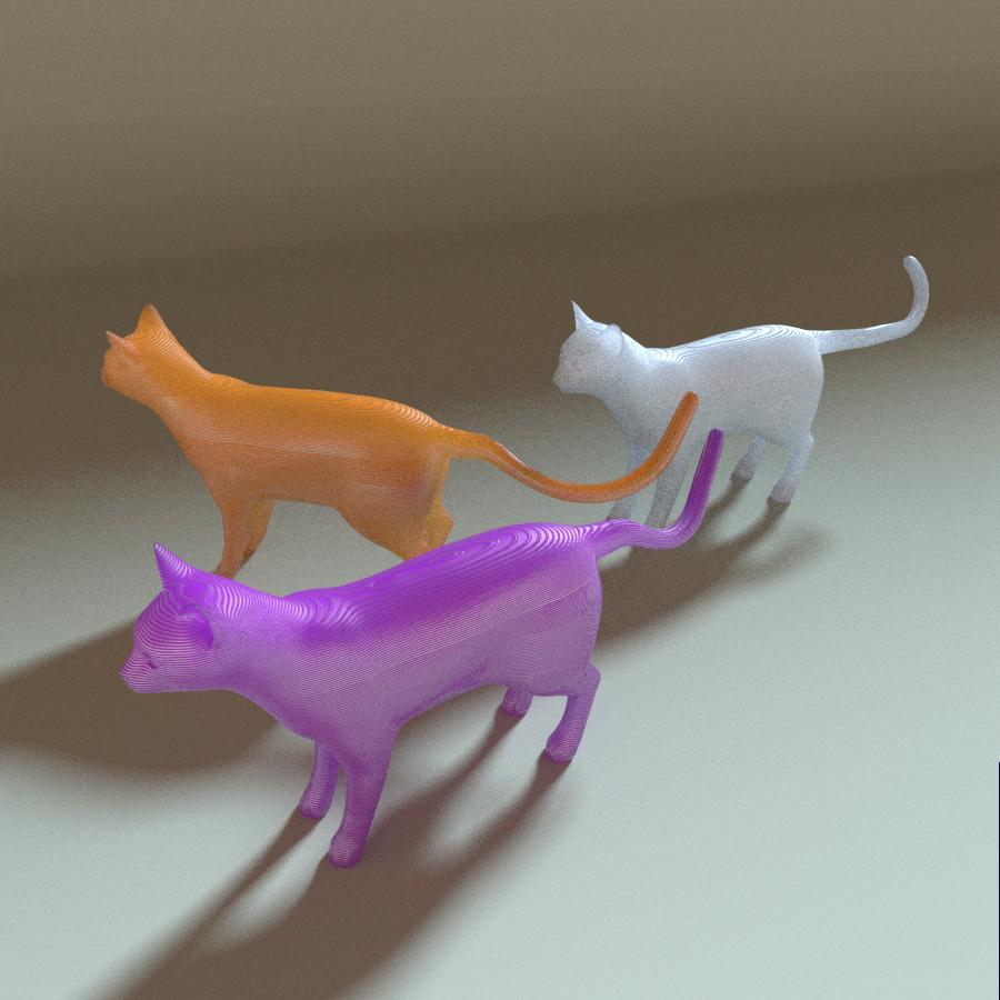 猫猫3D打印模型,猫猫3D模型下载,3D打印猫猫模型下载,猫猫3D模型,猫猫STL格式文件,猫猫3D打印模型免费下载,3D打印模型库