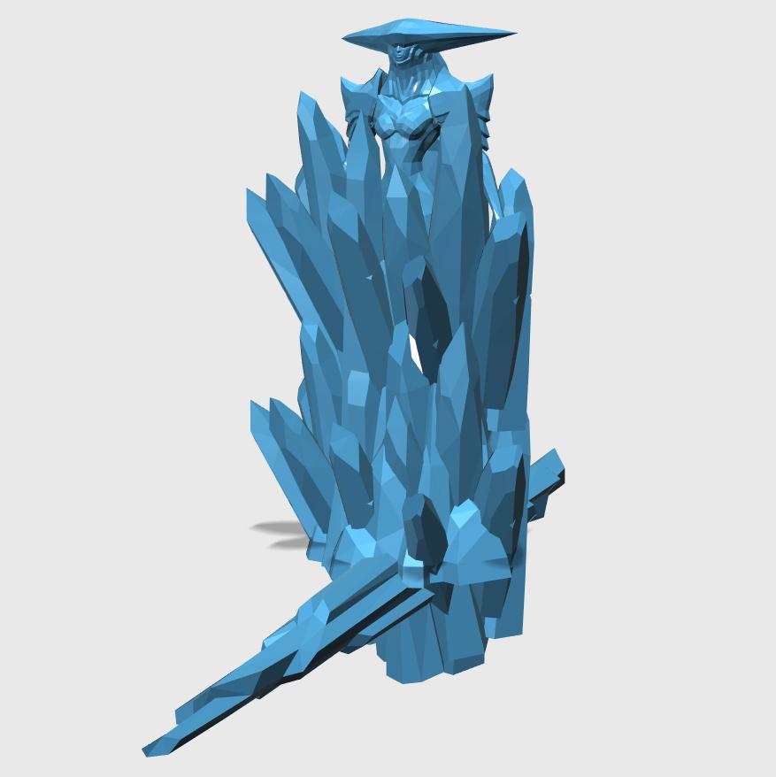 Lissandra3D打印模型,Lissandra3D模型下载,3D打印Lissandra模型下载,Lissandra3D模型,LissandraSTL格式文件,Lissandra3D打印模型免费下载,3D打印模型库
