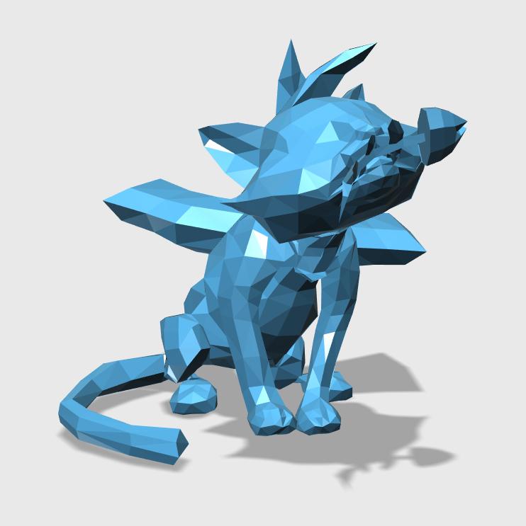 LuluKitty3D打印模型,LuluKitty3D模型下载,3D打印LuluKitty模型下载,LuluKitty3D模型,LuluKittySTL格式文件,LuluKitty3D打印模型免费下载,3D打印模型库