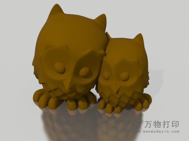 拥抱猫头鹰3D打印模型,拥抱猫头鹰3D模型下载,3D打印拥抱猫头鹰模型下载,拥抱猫头鹰3D模型,拥抱猫头鹰STL格式文件,拥抱猫头鹰3D打印模型免费下载,3D打印模型库