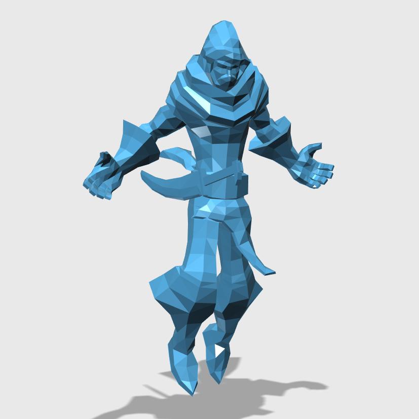 Malzahar3D打印模型,Malzahar3D模型下载,3D打印Malzahar模型下载,Malzahar3D模型,MalzaharSTL格式文件,Malzahar3D打印模型免费下载,3D打印模型库