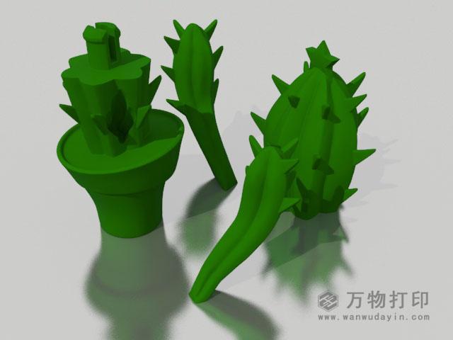 仙人掌圣诞树3D打印模型,仙人掌圣诞树3D模型下载,3D打印仙人掌圣诞树模型下载,仙人掌圣诞树3D模型,仙人掌圣诞树STL格式文件,仙人掌圣诞树3D打印模型免费下载,3D打印模型库