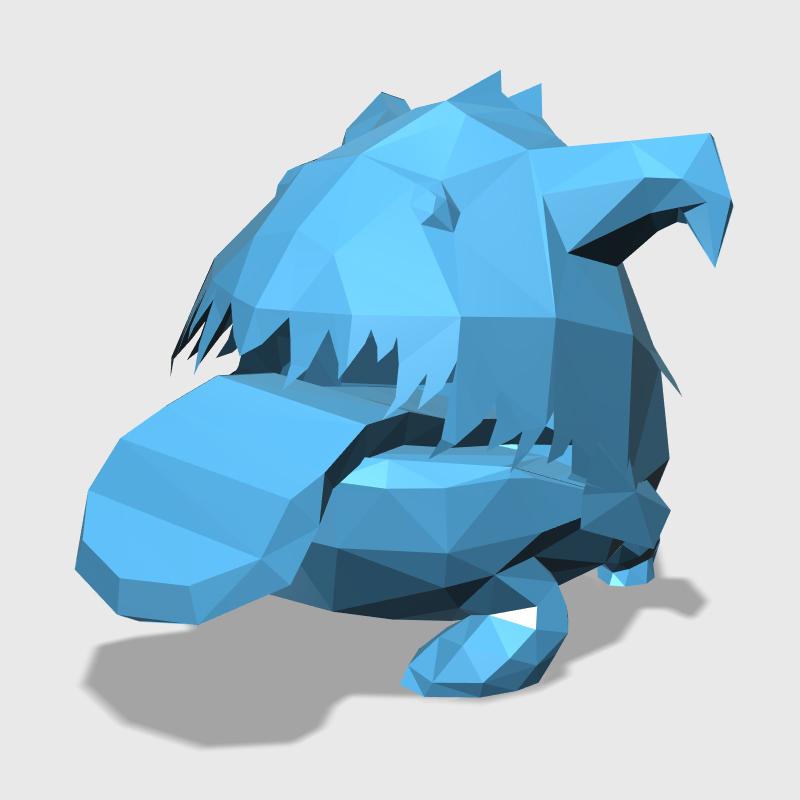 Poro3D打印模型,Poro3D模型下载,3D打印Poro模型下载,Poro3D模型,PoroSTL格式文件,Poro3D打印模型免费下载,3D打印模型库