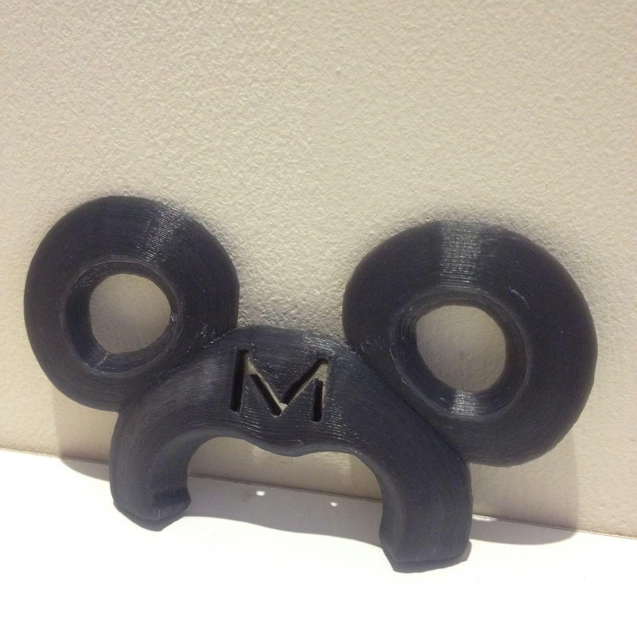 米奇概念标志3D打印模型,米奇概念标志3D模型下载,3D打印米奇概念标志模型下载,米奇概念标志3D模型,米奇概念标志STL格式文件,米奇概念标志3D打印模型免费下载,3D打印模型库