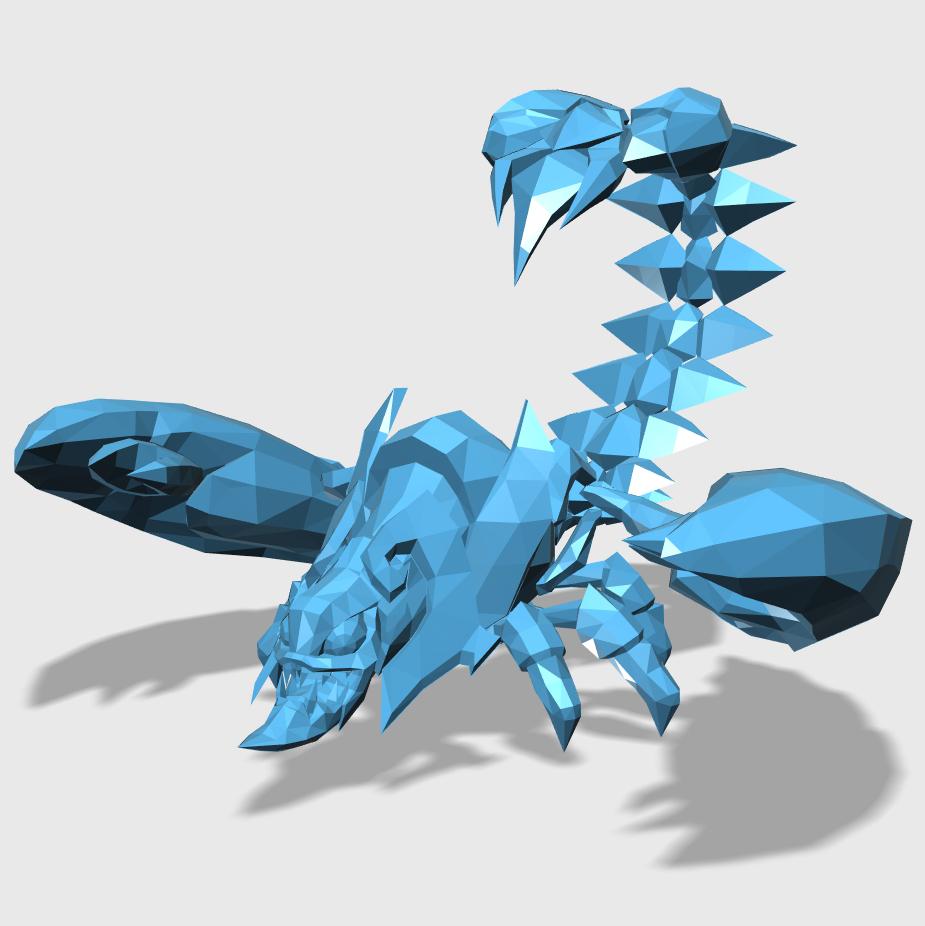 Skarner3D打印模型,Skarner3D模型下载,3D打印Skarner模型下载,Skarner3D模型,SkarnerSTL格式文件,Skarner3D打印模型免费下载,3D打印模型库