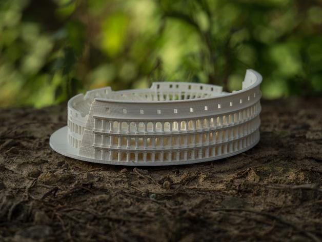 古罗马斗兽场3D打印模型,古罗马斗兽场3D模型下载,3D打印古罗马斗兽场模型下载,古罗马斗兽场3D模型,古罗马斗兽场STL格式文件,古罗马斗兽场3D打印模型免费下载,3D打印模型库