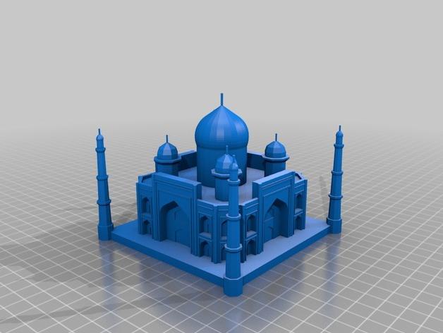 泰姬陵模型3D打印模型,泰姬陵模型3D模型下载,3D打印泰姬陵模型模型下载,泰姬陵模型3D模型,泰姬陵模型STL格式文件,泰姬陵模型3D打印模型免费下载,3D打印模型库