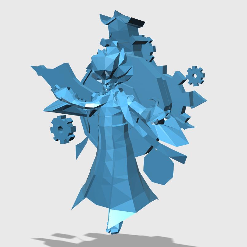 Zilean3D打印模型,Zilean3D模型下载,3D打印Zilean模型下载,Zilean3D模型,ZileanSTL格式文件,Zilean3D打印模型免费下载,3D打印模型库