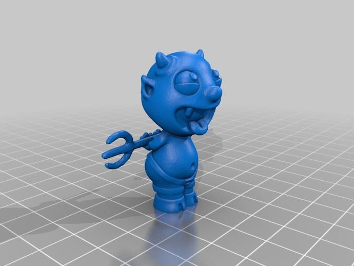 玩具怪物3D打印模型,玩具怪物3D模型下载,3D打印玩具怪物模型下载,玩具怪物3D模型,玩具怪物STL格式文件,玩具怪物3D打印模型免费下载,3D打印模型库
