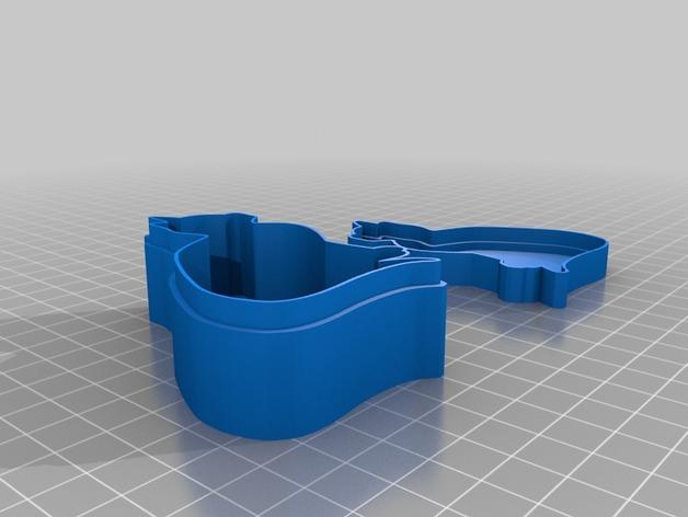 可定制的盒子3D打印模型,可定制的盒子3D模型下载,3D打印可定制的盒子模型下载,可定制的盒子3D模型,可定制的盒子STL格式文件,可定制的盒子3D打印模型免费下载,3D打印模型库